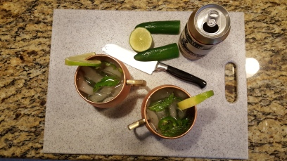 Culinary Cantina's 100% Copper Moscow Mule Mugs