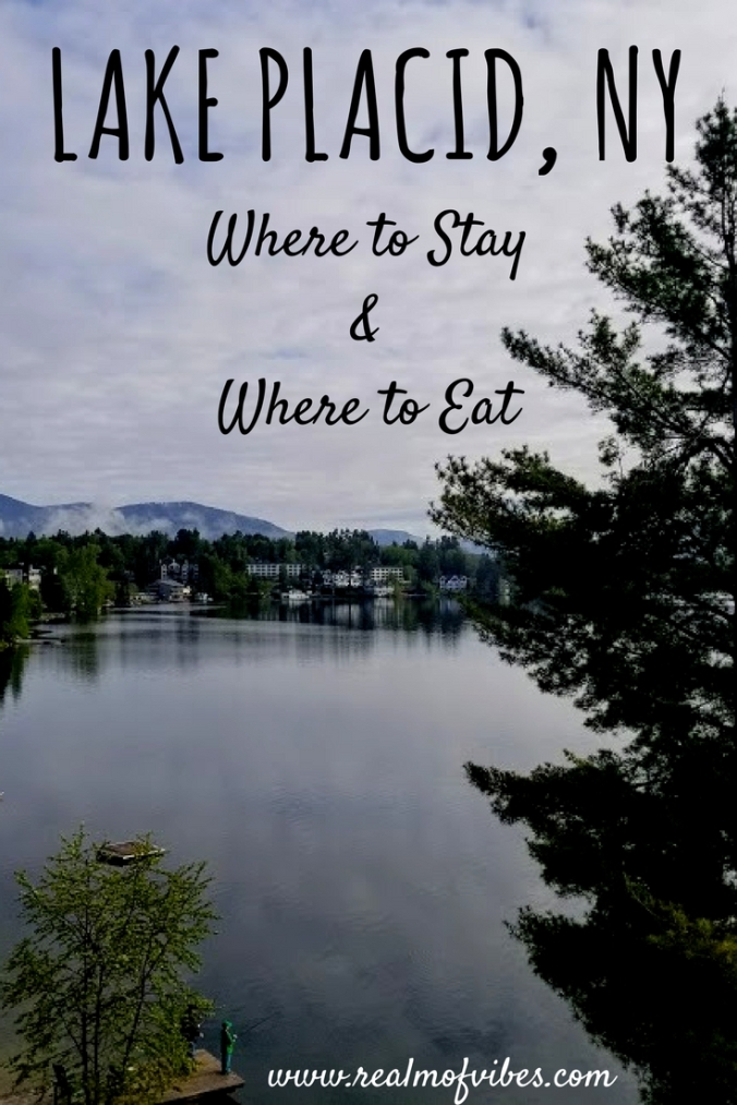 Lake Placid, NY Where to Stay and Where to Eat