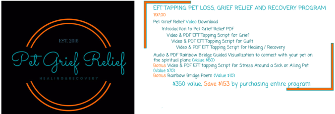 Pet Grief Relief