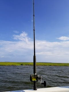 Fishing on the Miss Oregon Inlet Fishing Charter