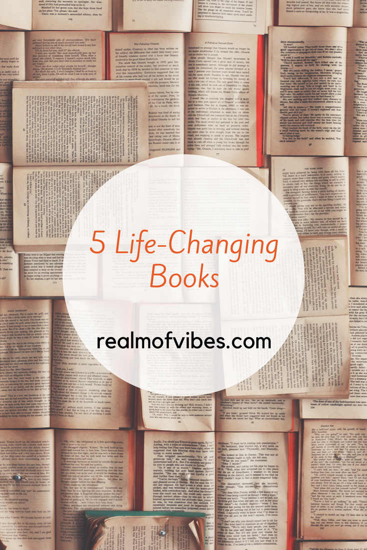 5 Life-Changing Books