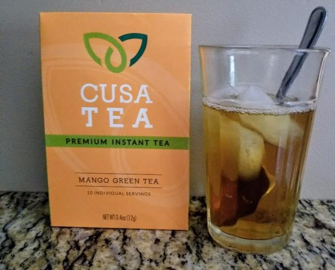 Cusa Tea - Premium Instant Tea