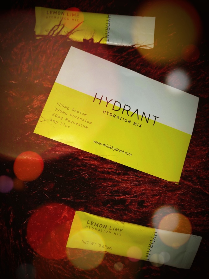 Hydrant Hydration Mix