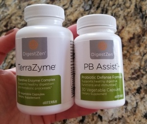 Terrazyme and PB Assist+