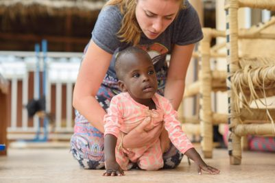 Clare, Occupational Therapist and Founder of Imprint Hope