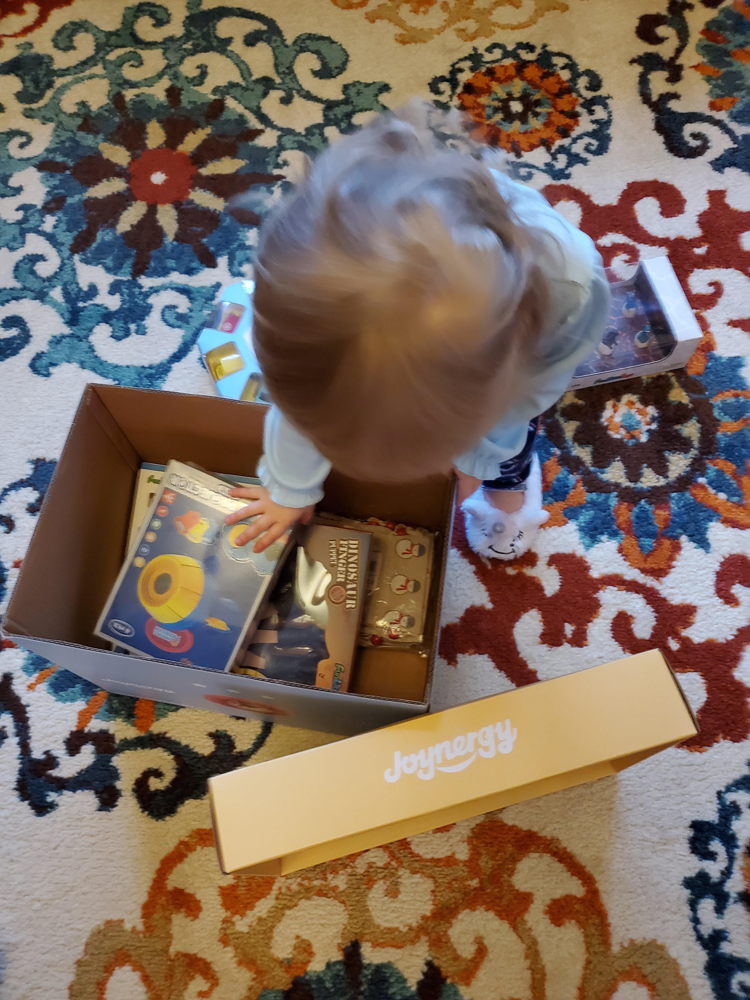 Joynergy Subscription Box